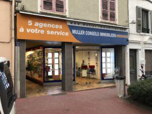 Agence Muller Immobilier de Lagnieu